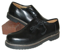 Men Tracht Haferl Shoe Gustl nappa black