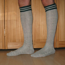 Trachten Kneesocks socks gray