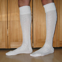 Men's Trachten kneesocks bundhosenstrumps  Musikersocken