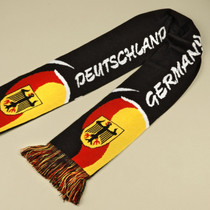 German Fan Scarf