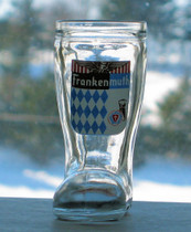 Frankenmuth Shot Glass Boot