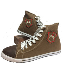 Men's High Top Shoe 'Ferdl' Hazel