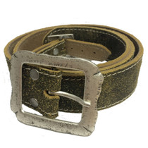 Real Leather Lederhosen Belt