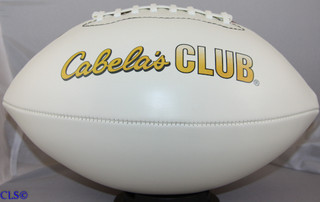 Corporate Logo Full Size Football