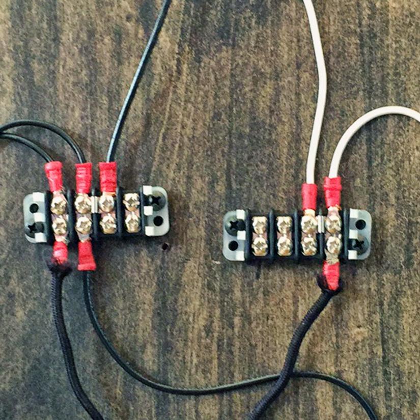 terminal block flat 8 circuit rh vintagewireandsupply com basic terminal block wiring guide terminal block wiring diagram