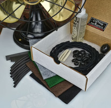 Deluxe Antique Fan Restoration Kit