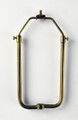 Antique Brass harp