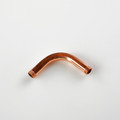 Polished Copper Elbow