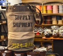 Supply Tent Tote Bag