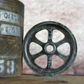 Antique Black Wheel