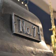 No. 7 plaque