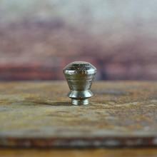 Antique Nickel Finial