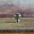 Antique Nickel Finial