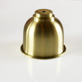solid brass lamp shade