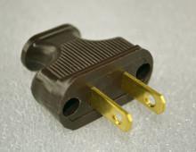 Brown Vintage Plug