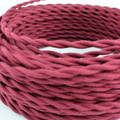 Vintage Wine Cloth-Covered Cord