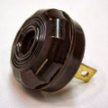 Antique Bakelite Plug