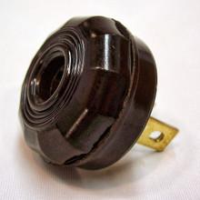 Antique Bakelite Plug