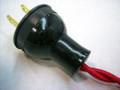 Vintage Style Round Plug