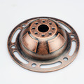 Universal housing Copper Finish