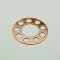 "Washer - 2-3/4"" - Steampunk Style - Antique Copper"