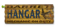 Corrugated Personalized Metal Sign