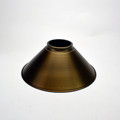 Antique Brass Metal Shade