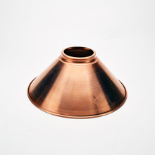 Solid Copper Light Shade