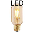 LED Nostalgic Bulb - Antique Style T14