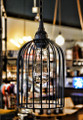 Bird Cage Style Light