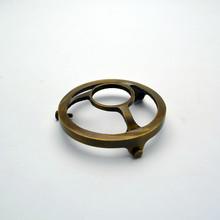 Antique Brass Shade holder
