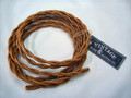 Bronze Cloth Covered Wire