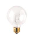 Clear Bulb - Globe Style