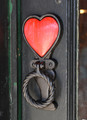 Heart Door Knocker