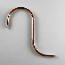 Solid Copper Lamp Pipe