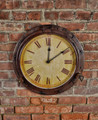 Industrial Mill Clock