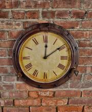 Industrial Mill Clock