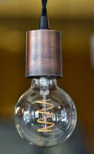 Antique Copper Cup