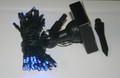 60 Blue LEDs Holidays Solar String Light