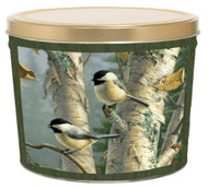 There is a Season - Chickadees
