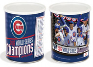 1 Gal Commemorative World Series Cub Popcorn Tin