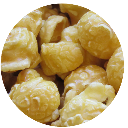 French Vanilla popcorn