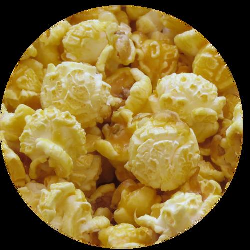 Kettle Popcorn in three bag sizes