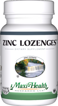 Maxi Health - Zinc Lozenges - Berry Flavor - 60 Lozenges - DoctorVicks.com