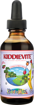 Maxi Health - KiddieMax - Liquid Kiddievite - Multivitamin & Mineral - Fruit Punch Flavor - 4 fl oz - DoctorVicks.com
