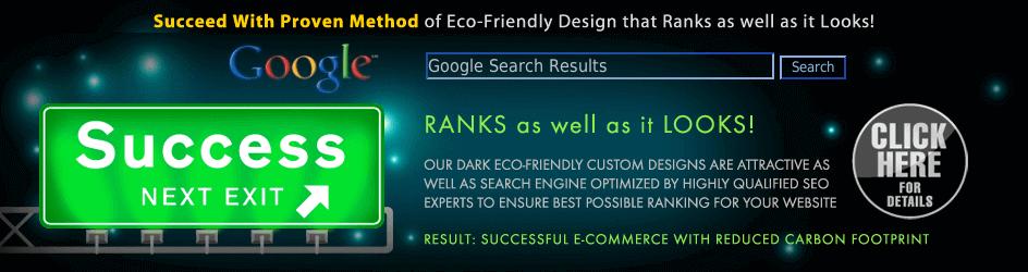 Eco-Friendly Web Design