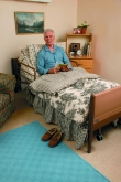 Full Electric Low Hospital Beds