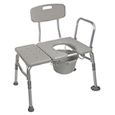 Bath Chair with Commode