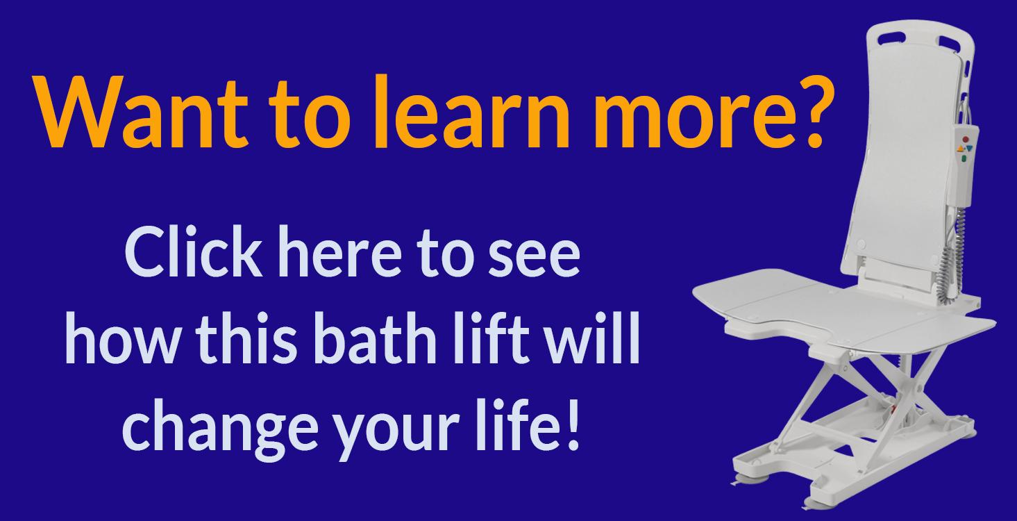 ... Seat Depth 16.5  bellavita-bath-lift-pic-link-to-blog.jpg  sc 1 st  MyCareHomeMedical.com & Bellavita Auto Bath Tub Chair Seat Lift | Bath Lift for Seniors ...