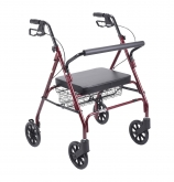 Bariatric Rollator Walkers